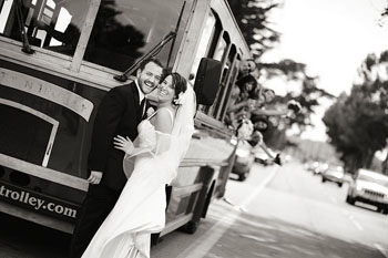 Austin Wedding Trolley